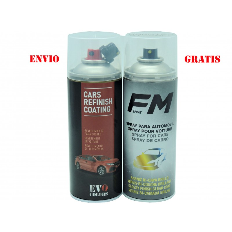 Kit Pintura Coche Color Original +...